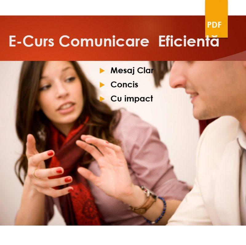 e-curs comunicare eficienta