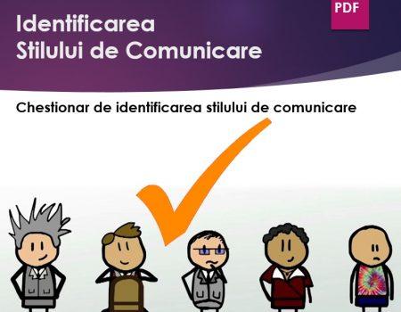 Identificarea Stilului de Comunicare