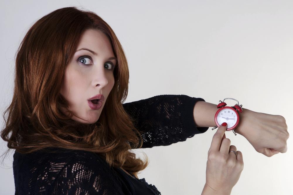 De ce sa fii atenta la managementul timpului