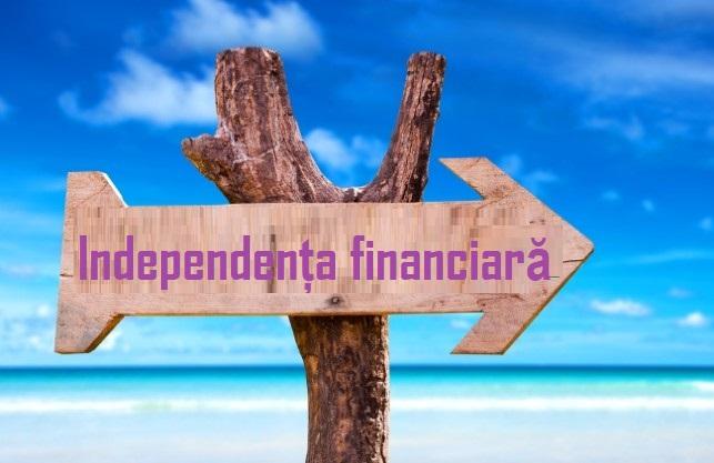 independența financiară a unui comerciant)
