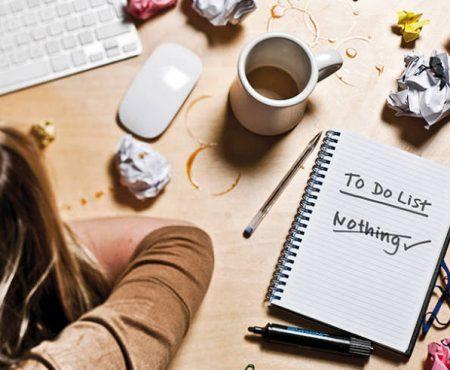 Tragi de timp? 5 Sfaturi ca sa nu mai amani lucrurile!