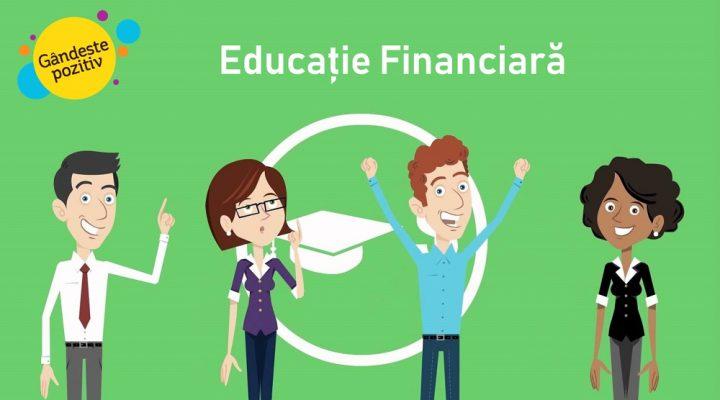 Seminar –  Cei 3 pași către siguranța financiară