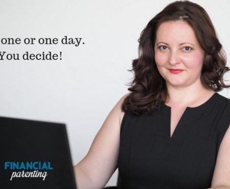 Interviu cu sens: Anamaria Ciuhuță, antreprenor la FinancialParenting