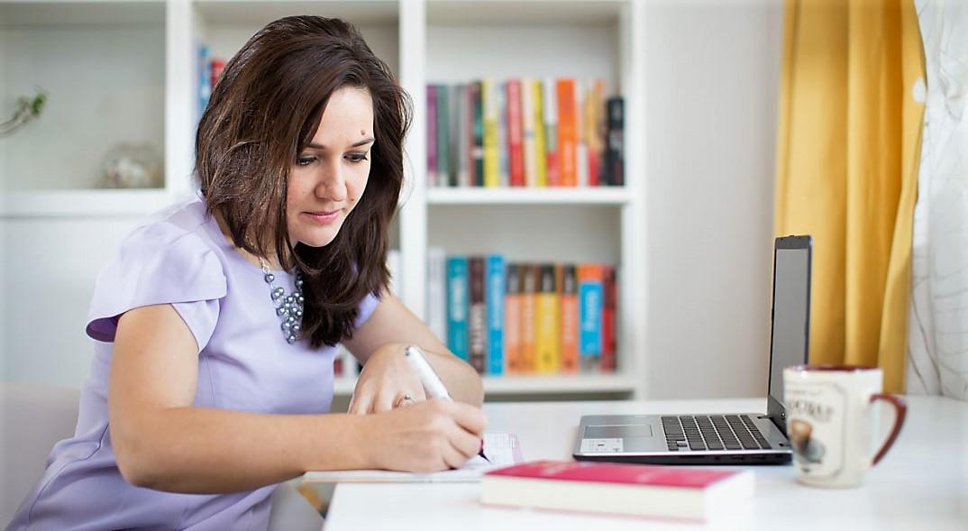 Puterea terapeutica a scrisului