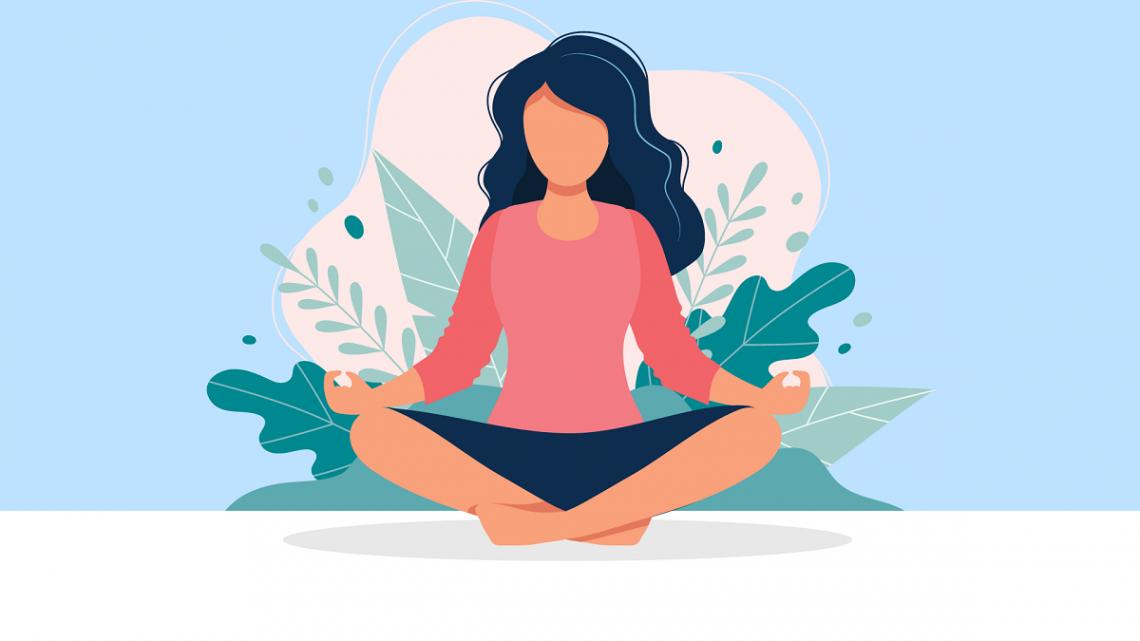 Meditația ca metoda de reducere a stresului