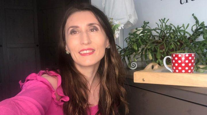 Interviu cu sens: Anca Ghinea, storyteller