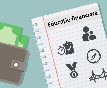 De ce educația financiară îți va schimba viața