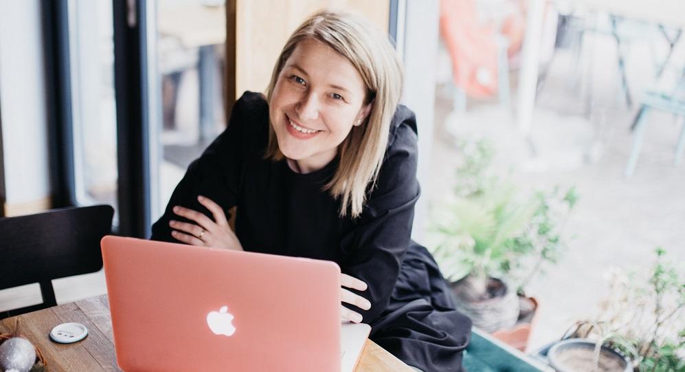 Interviu cu sens: Georgiana Stroe, antreprenor