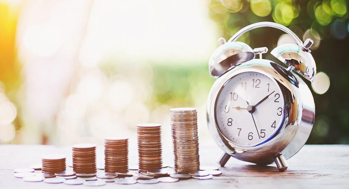 Timpul se pierde, banii se câștigă