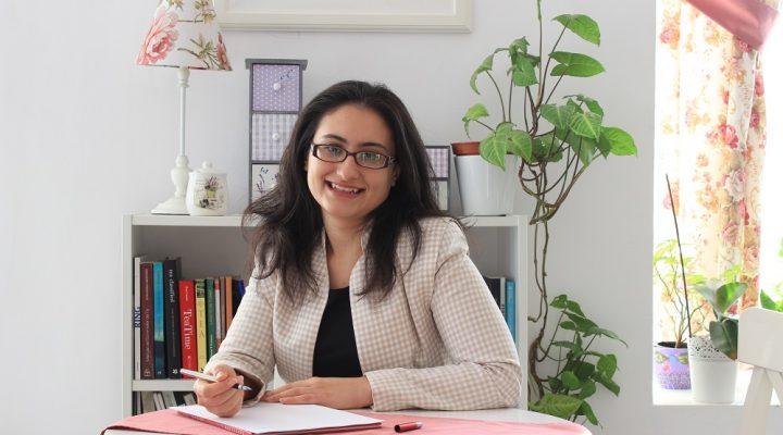 Interviu cu sens: Roxana Bucur, consultant financiar