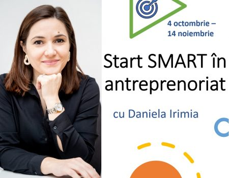 Curs de antreprenoriat – Start Smart