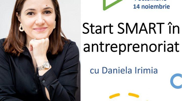 Start SMART în antreprenoriat