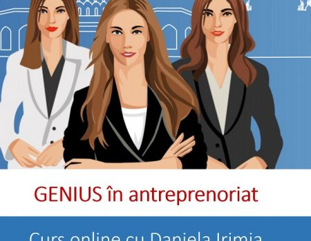 Curs de antreprenoriat GENIUS